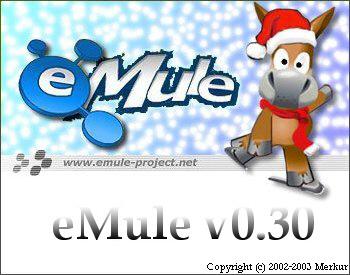 eMule早期版本logo之二