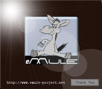 eMule早期版本logo之一